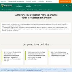 Assurance Multirisque Professionnelle (MRP) avec Groupama - Groupama