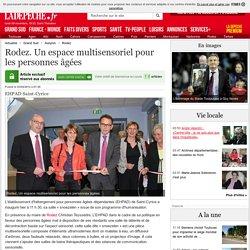 Rodez. Un espace multisensoriel pour les personnes âgées - 03/04/2012 - ladepeche.fr