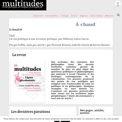 Multitudes Web