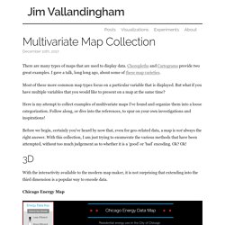 Multivariate Map Collection