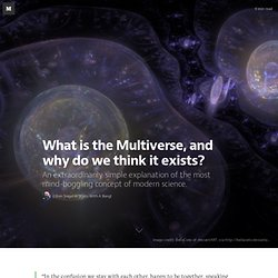 What is the Multiverse, and why do we think it exists? — Starts With A Bang!