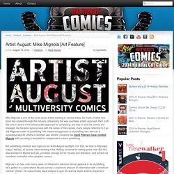Artist August: Mike Mignola [Art Feature]