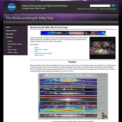Multiwavelength Milky Way Product Page