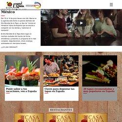 Día Mundial de la Tapa 2016. Gastronomía de España