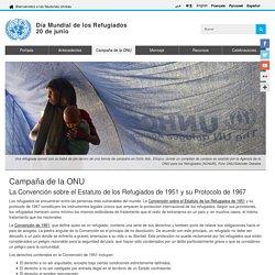 Día Mundial de los Refugiados, 20 de junio - Campaña de la ONU