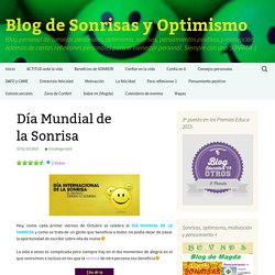 Blog de Sonrisas y Optimismo
