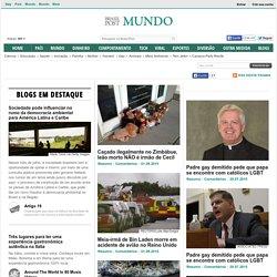 Mundo: Fotos, vídeos e últimas notícias