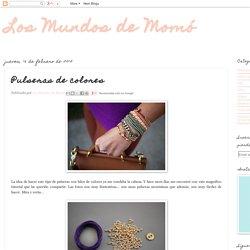 Los Mundos de Momó: Pulseras de colores