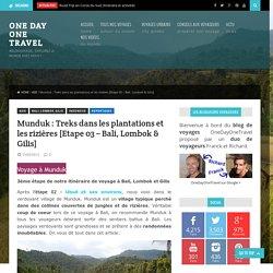 Munduk : carnet de voyage et conseils trek