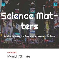 Munich Climate Conference 2019