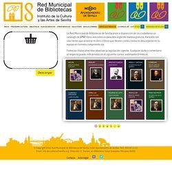 Red Municipal de Bibliotecas de Sevilla. Programa cultural
