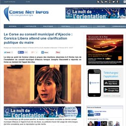 2015 Mai serà pruibita a lingua corsa in terra corsa