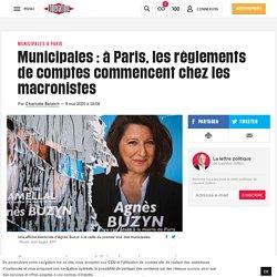 Municipales : à Paris, les règlements de comptes commencent chez les macronistes