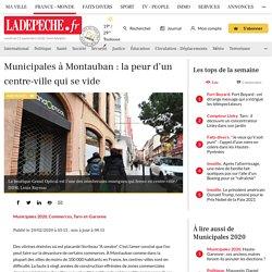 Municipales à Montauban : la peur d'un centre-ville qui se vide