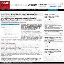 Les logiciels dans la campagne des municipales : Digitalebox, l'organisateur de communauté à la française