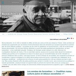 BALLAST Bookchin : écologie radicale et municipalisme libertaire