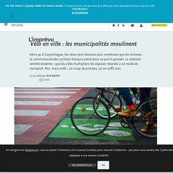 Vélo en ville : les municipalités moulinent