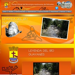 Leyenda del Río Guayanés