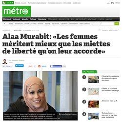 Alaa Murabit: «Les femmes méritent mieux que les miettes de liberté qu'on leur accorde»