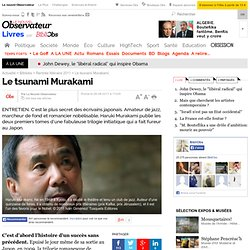 entretien H. Murakami
