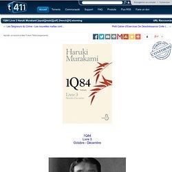 1Q84 Livre 3 Haruki Murakami [epub][mobi][pdf] [french][fr]-storming
