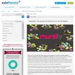 Mural.ly: Tus lluvias de ideas en un mural digital