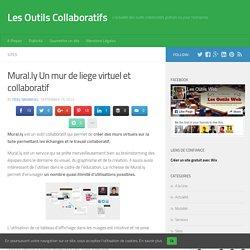 Mural.ly Un mur de liege virtuel et collaboratif