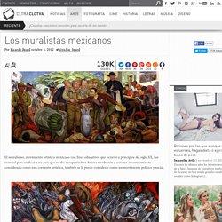 Los muralistas mexicanos