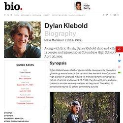 Dylan Klebold Biography