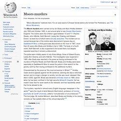 Moors murders