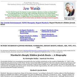 Zionist, Jew, ADL, Israel, 911, Schooling Media