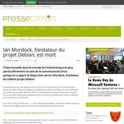 Ian Murdock, fondateur du projet Debian, est mort
