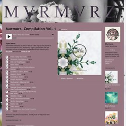 Murmurs. Compilation Vol. 1