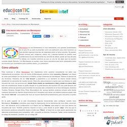 Crea muros educativos con Blendspace