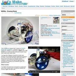 MURtle - Drawing Robot
