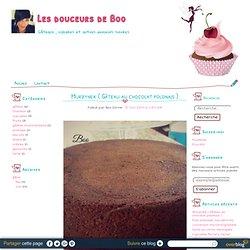 Murzynek ( Gâteau au chocolat polonais ) - Les douceurs de Boo