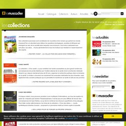 Editions Le Muscadier / lescollections