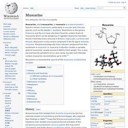 Muscarine