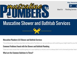 Shower and Bathtub Services