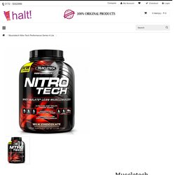 Buy Muscletech Nitro-Tech Performance Series 4lbs online in India