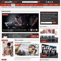 Musculation : exercices et programmes pour se muscler