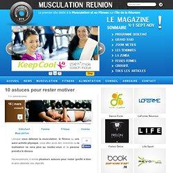 Le 1er site réunionnais dédié à la Musculation et au Fitness