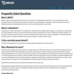 Muse Blockchain