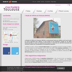 Musée de l'Affiche de TOUlouse (MATOU)