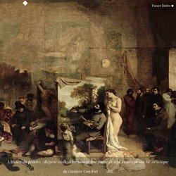 Musée d'Orsay - L'Atelier du peintre Courbet