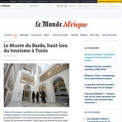 Le Musée du Bardo, haut-lieu du tourisme à Tunis