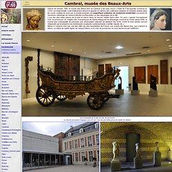 Musée des Beaux-Arts de Cambrai