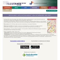 Musée de la résistance en ligne
