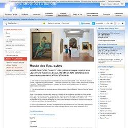 Musée des Beaux-Arts La Rochelle