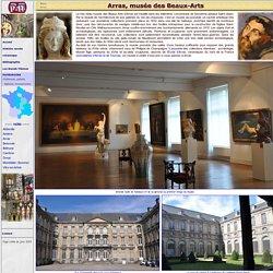 Sur le Musée des Beaux-Arts d'Arras